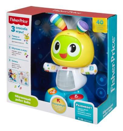 Мягкая развивающая игрушка Fisher-Price Робот Бибо
