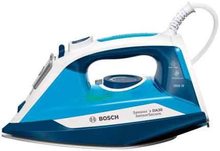 Утюг Bosch SensorSecure TDA3028210 White/Blue