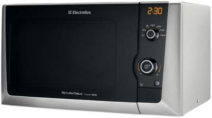 Микроволновая печь с грилем Electrolux EMS21400S silver