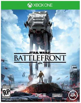Игра Star Wars Battlefront для Xbox One
