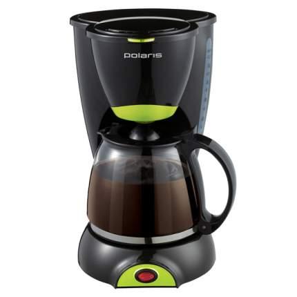 Кофеварка капельного типа Polaris PCM 1211 Black/Green