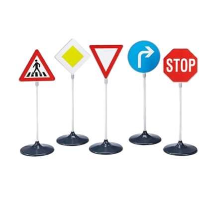 Игровой набор дорожных знаков Klein, 5 шт.