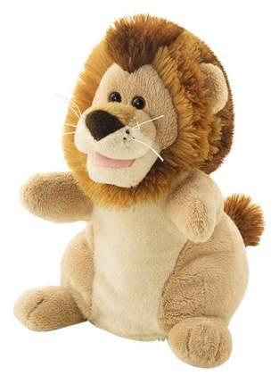 Мягкая игрушка Trudi на руку Лев, 25 см