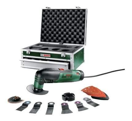 Сетевой реноватор Bosch PMF 190 E Toolbox + набор оснастки 16 шт 603100502