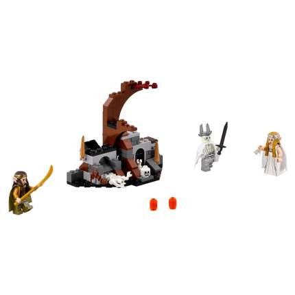 Конструктор LEGO Lord of the Rings and Hobbit Битва Короля-чародея (79015)