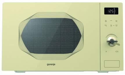Микроволновая печь с грилем Gorenje MO25INI beige