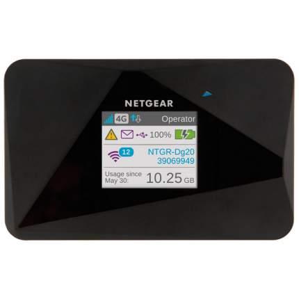 Wi-Fi роутер NetGear AC785-100EUS Черный