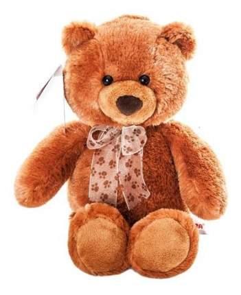 Мягкая игрушка Aurora 615-59 Медведь коричневый Cидячий, 34 см