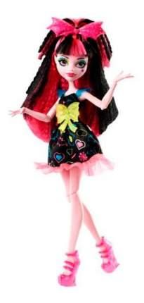 Кукла Monster High Дракулаура из серии Под напряжением 25 см