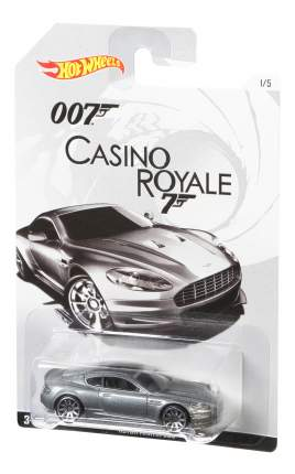 Машинка Hot Wheels Bond 10 Aston Martin DB CGB72 CGB78