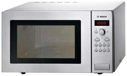 Микроволновая печь соло Bosch HMT84M451 silver