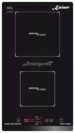 Встраиваемая варочная панель индукционная Kaiser KCT 3426 FI Black