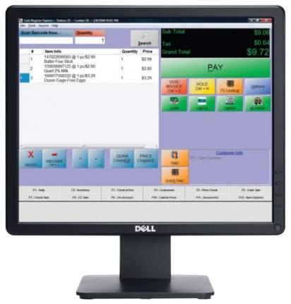 Монитор Dell E1715S