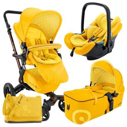 Коляска 3 в 1 Concord Neo Blazing Yellow