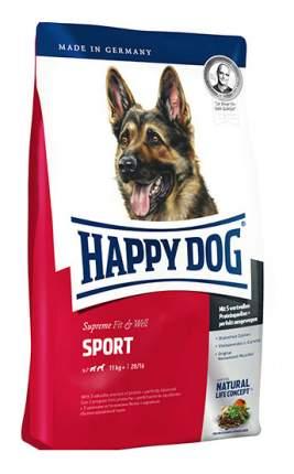 Сухой корм для собак Happy Dog Supreme Fit & Well Sport Adult, птица, 15кг