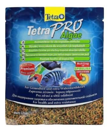 Корм для рыб Tetra PRO Algae, растительный, чипсы, 12 г