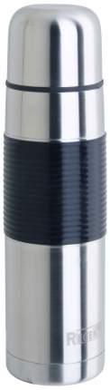Термос Regent Bullet 0,8 л серебристый/черный