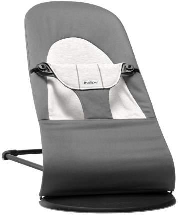 Шезлонг-кресло BabyBjorn Balance Soft темно-серый (0050.84)