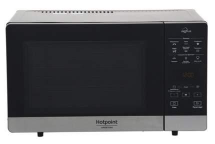 Микроволновая печь с грилем и конвекцией Hotpoint-Ariston MWHA 27343 В black