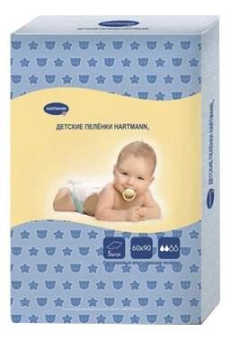 Пеленки для детей Hartmann (90x60 см), 5 шт.