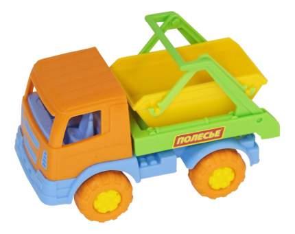 Машина мусоровоза Полесье Тема