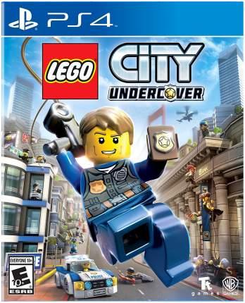 Игра для PlayStation 4 LEGO CITY Undercover