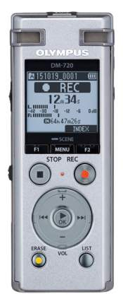 Диктофон Olympus DM-720 Серебристый
