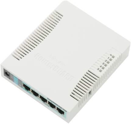 WI-FI роутер MIkrotIk RB951G-2HnD WhIte