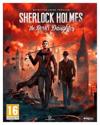 Игра Sherlock Holmes: The Devil's Daughter для PlayStation 4