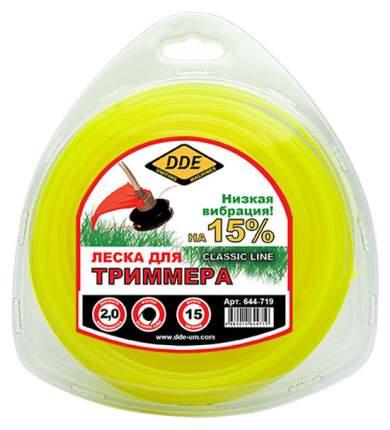 Леска для триммера DDE 644-719
