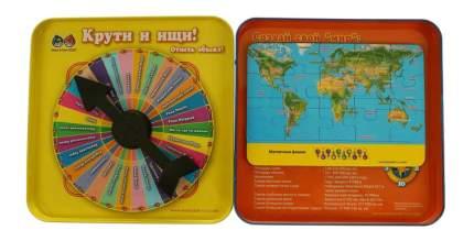 Магнитная игра Mack & Zack Вокруг Света