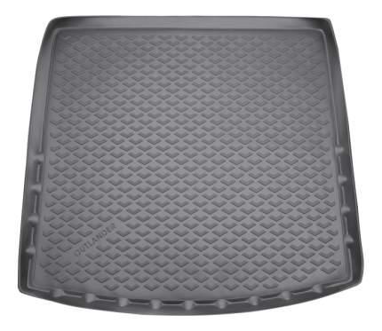 Коврик в багажник автомобиля для Mitsubishi Autofamily (BI.001.042)