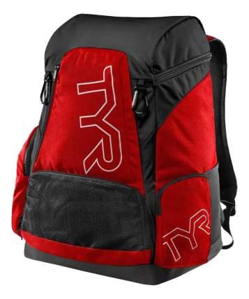 Рюкзак TYR Alliance, 45 л, 640 red/black