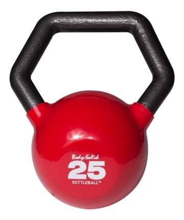 Гиря цельнолитая Body Solid KBL25 11,3 кг