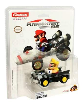 Легковая машина Carrera Mario Kart DS Wario Brute 61038