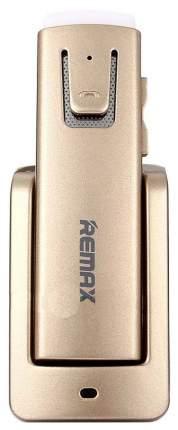 Гарнитура Bluetooth Remax RB-T6С Gold