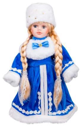 Кукла новогодняя Яркий праздник Снегурочка Милана 30 см