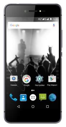 Смартфон Highscreen Fest Pro 32Gb Black