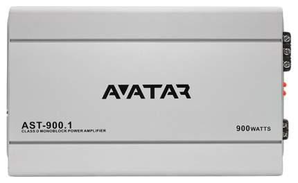 Усилитель 1-канальный Avatar Storm AST-900.1