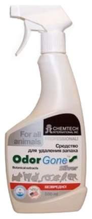 Нейтрализатор запаха животных бутылка OdorGone 500мл