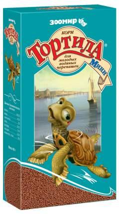 Корм для рептилий , морепродукты, рыба, 0.09кг