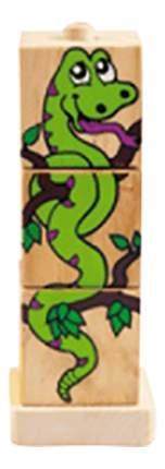 Каталка детская Мир Деревянных Игрушек Слоник