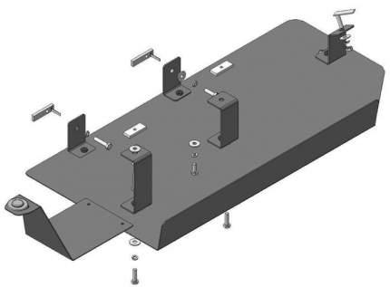 Защита двигателя motodor для Volkswagen (motodor.02735)