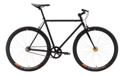 "Велосипед Black One Urban 700 2017 18"" black"
