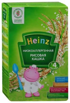 Безмолочная каша Heinz Рисовая с 4 мес 160 г