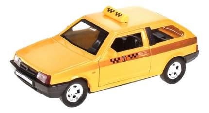 Коллекционная модель Lada 2108 Такси Autotime 3311