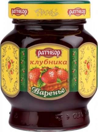 Варенье Ратибор клубника 400 г