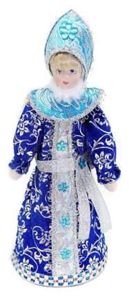 Фигурка новогодняя Новогодняя сказка 972405 Белый, синий