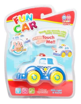 Игрушечная машина Fun Car Полиция Gratwest Б56440