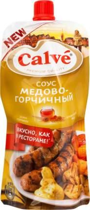 Соус Calve медово-горчичный 230 г